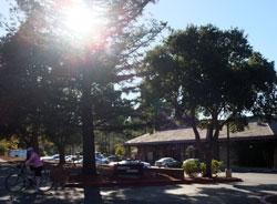 "The ""other"" Roberts Market, in Portola Valley"