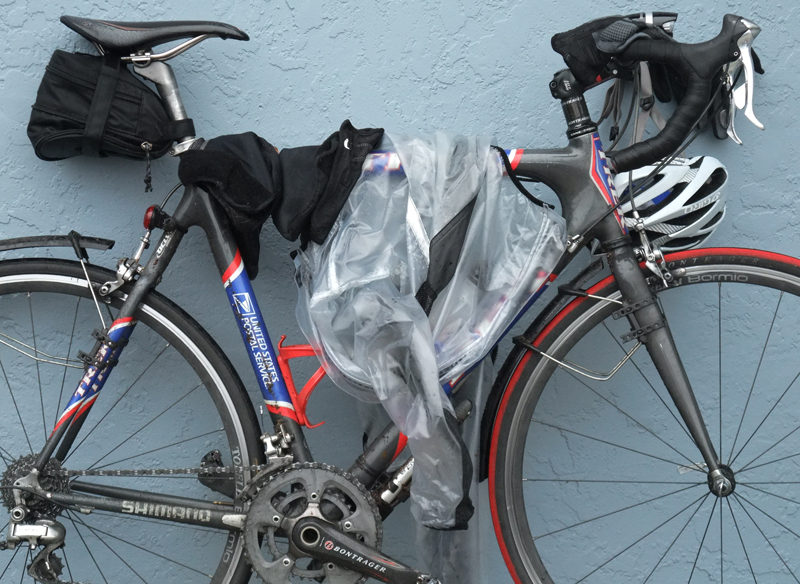 Rain bikes don't get the respect they deserve. Their utility goes far beyond being a rack to drip-dry your clothing on.