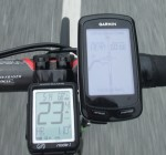After turning onto the coast, the Garmin computer tells us it will be 12.4 miles to the next turn.