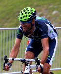 Valverde, winner of today's stage