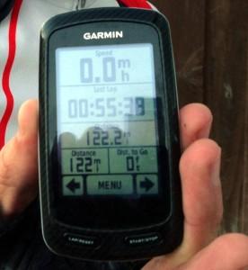 122.2 miles/200k!