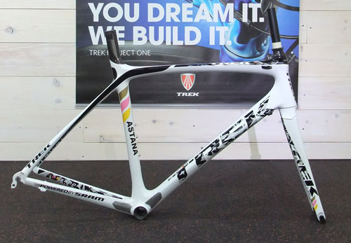 Project One Contador frameset- Original price $3549, on sale for $1499.99